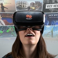 Infinity Virtual Reality Headset | Firebox.com - Shop for the Unusual
