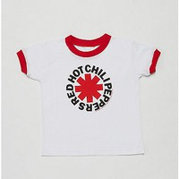 Red Hot Chili Peppers Logo Toddler T shirt - Spencer's