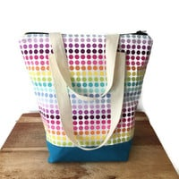 Large Insulated Lunch Bag, Large Lunch Tote, Lunch Bag for Women, Large Insulated Picnic Bag