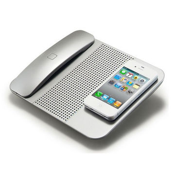 Hype Cordless Bluetooth Handset Speaker. Works with all iPhone Models