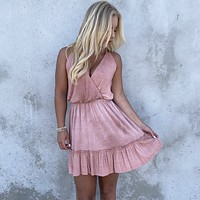 Destine To Be Pink Dress
