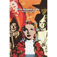 Wizard of Oz Over the Rainbow Movie Poster 24x36