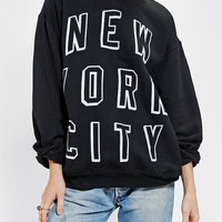 Urban Outfitters - NYC Pullover Sweatshirt