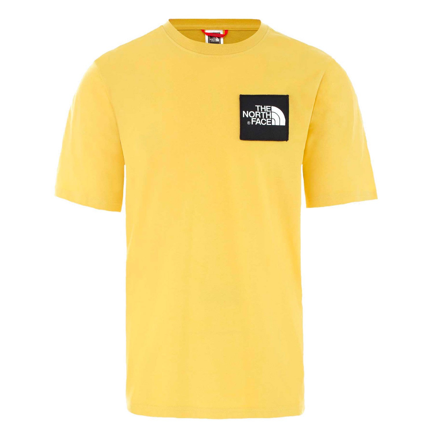 Image of Mos Tee in Bamboo Yellow