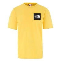 Mos Tee in Bamboo Yellow