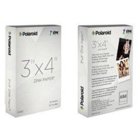 Polaroid 30 Pack of ZINK Media Photo Paper 3-inch by 4-inch   Polaroid Store