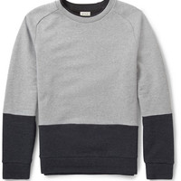 Paul Smith - Loopback Cotton-Jersey Sweatshirt | MR PORTER