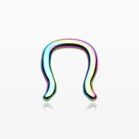 Colorline PVD Steel Septum Ring