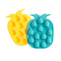 J.Crew Womens Sunnylife Pineapple Ice Tray