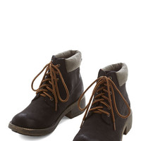 ModCloth Menswear Inspired Trek In The City Boot
