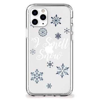 I Smell Snow iPhone Case