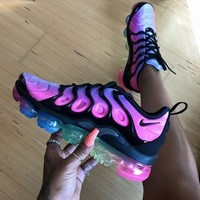 Nike Air Vapormax Plus Fashion New Sport Sneakers Woman Men Running Shoes