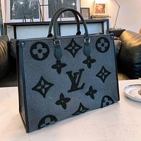 Louis Vuitton LV Shopping Bag Fashion Trend Shoulder Bag