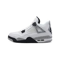 qiyi Air Jordan 4 Retro OG  Cement