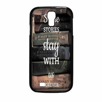 Harry Potter Old Books Samsung Galaxy S4 Case