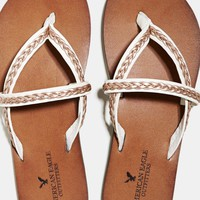 AEO Women's Braided Sandal