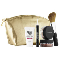 bareMinerals GLIMMER & GLOW™ 5-Piece Radiant Complexion Collection Plus Bag
