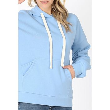 Casual Pullover Hoodie Sweatershirt with Kangaroo Pocket