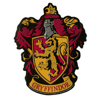 Harry Potter Gryffindor Crest Sticker