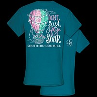 Southern Couture Classic Collection Don't Just Fly, Soar T-Shirt
