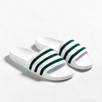 adidas Adilette Terrycloth Slide Sandal   Urban Outfitters