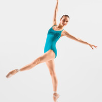 Free Shipping - Adult Spliced Front Camisole Leotard by BLOCH
