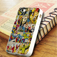 Marvel Comic The avenger Captain america Iron man Marvel | For iPhone 6 Cases | Free Shipping | AH0271