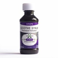 CBD Soothe Syrup (Grape)