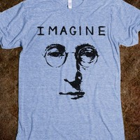 Imagine (Vintage Shirt) - VINTAGE DROP, SHOP