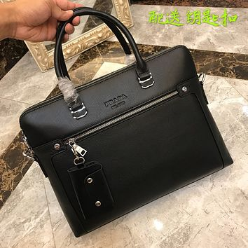 prada women leather shoulder bag satchel tote bag handbag shopping leather tote crossbody satchel shouder bag 46