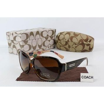 Coach Sunglasses Women Fashion Sunglasses Casual Popular Summer Sun Shades Eyeglasses-1