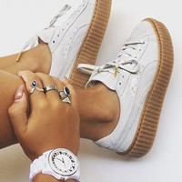 PUMA BY RIHANNA WOMEN'S CREEPER