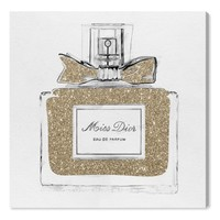 Oliver Gal Glitter Parfum Canvas Wall Art | Nordstrom