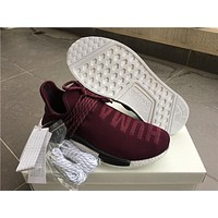 Adidas Human Race Nmd Hu Wine Red 36 46