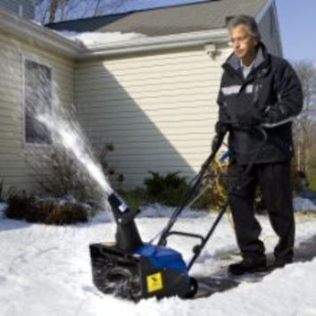 Snow Joe SJ620 18-Inch 13.5-Amp Electric Snow Thrower from Snow Joe at the Best Buy Shop