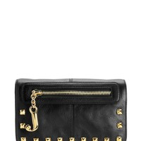 Hollywood Hideaway Vintage Leather Clutch by Juicy Couture