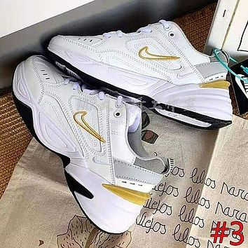 NIKE Air MAX ZOOM 2k sneakers air cushion and breathable mesh running shoes