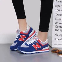 New Balance Fashion Casual All-match N Words Breathable Lover Sneakers Shoes-9