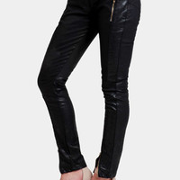 Reprimand Waxed Denim Jeans By Somedays Lovin