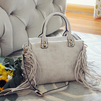 The Yuma Fringe Tote