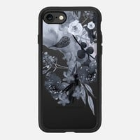 MOONLIGHT BOUQUET by MONIKA STRIGEL iPhone 7 Hülle by Monika Strigel | Casetify