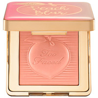 Peach Blur Translucent Smoothing Finishing Powder – Peaches and Cream Collection - Too Faced | Sepho