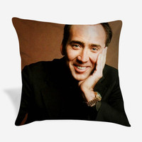 Nicolas Cage Pillow Case