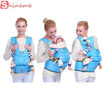 Infant toddler economic baby carrier sling backpack bag gear with hipseat wrap newborn cover coat for babies stroller