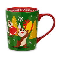 Chip 'n Dale Holiday Mug