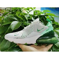 Nike Air Max 270 rear air cushion breathable cushioning sneakers shoes