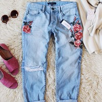 Sanctuary Embroidered Jeans