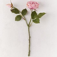 Tea Rose Faux Flower | Urban Outfitters