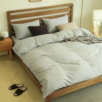 On Sale Bedroom Hot Deal Cotton Simple Design Bedding Bedding Set [45985464345]