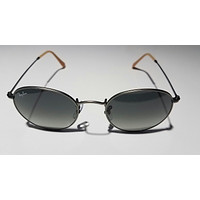 Brand New RayBan Sunglasses RB 3447 Round Metal 029/71 Size 50-21-145 Italy
